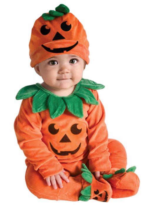 Infant Li'l Pumpkin Onesie