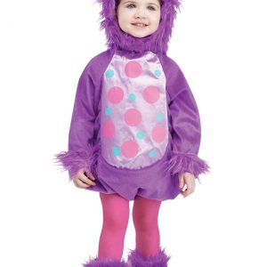 Infant Monster Baby Purple Costume