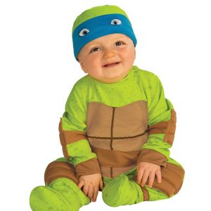 Infant Ninja Turtle Jumper