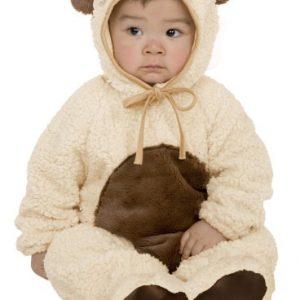 Infant Oatmeal Bear Costume