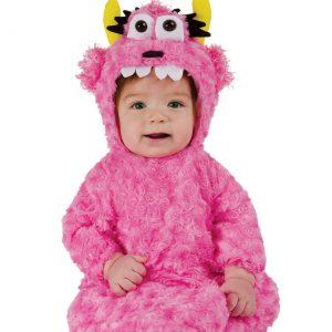 Infant Pink Monster Bunting
