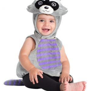 Infant Raccoon Costume