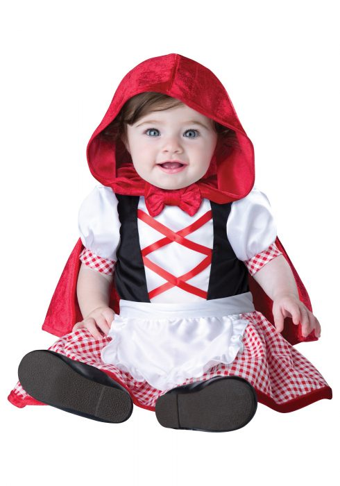 Infant / Toddler Little Red Riding Hood Costume