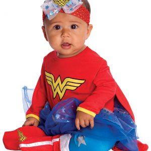 Infant Wonder Woman Romper