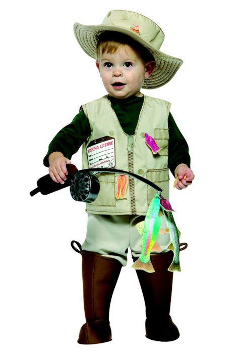 Infant/Toddler Future Fisherman Costume