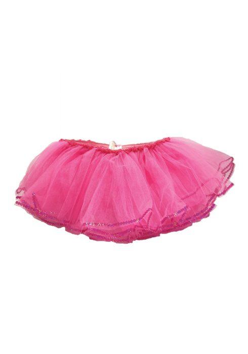 Infant/Toddler Hot Pink Sequins Tutu