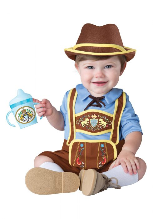 Infant/Toddler Little Lederhosen Costume