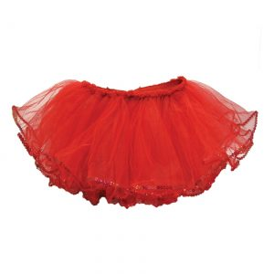 Infant/Toddler Red Sequin Tutu