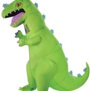 Inflatable Adult Rugrats Reptar Costume