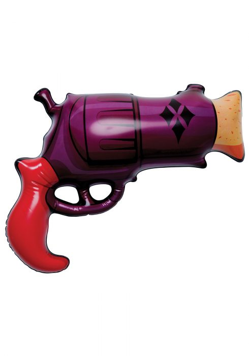 Inflatable Harley Quinn Gun