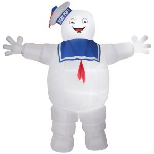 Inflatable Stay Puft Decoration