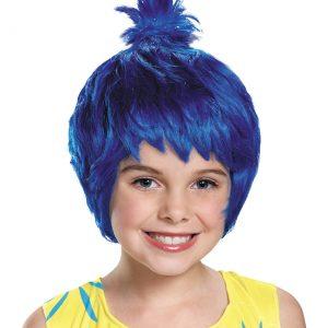 Inside Out Child Joy Wig