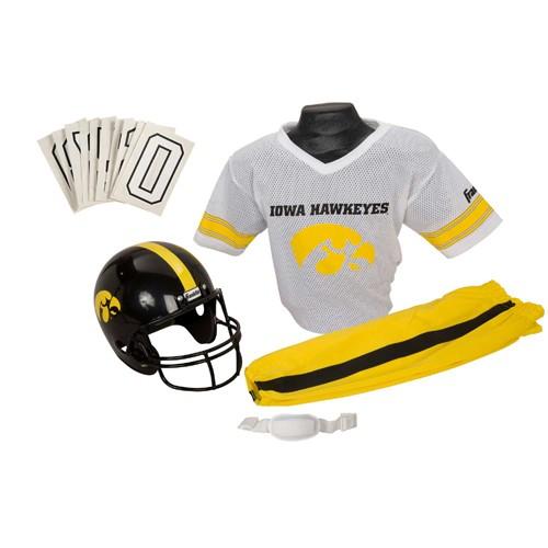 Iowa Hawkeyes Youth Uniform Set