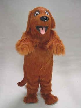 Irish Setter Mascot Costume