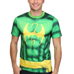 Iron Fist Sublimated Costume T-Shirt