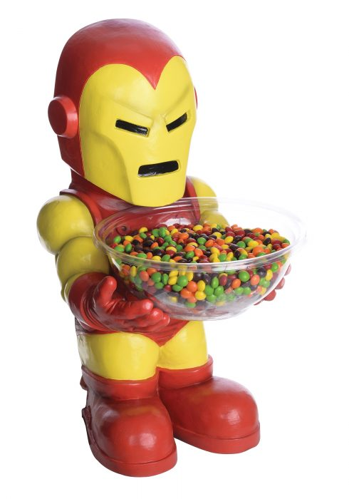 Iron Man Candy Bowl Holder