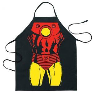 Iron Man Character Apron