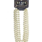 Ivory Flapper Beads