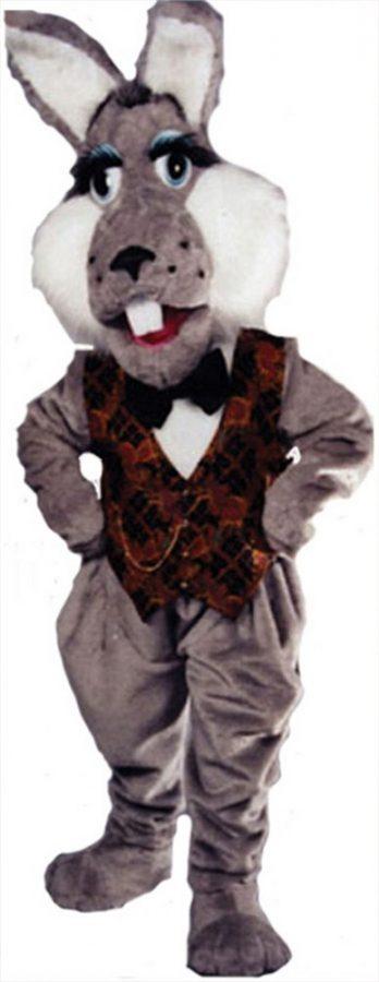 Jack Rabbit Mascot Costume