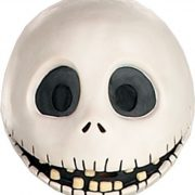 Jack Skellington Nightmare Before Christmas Mask