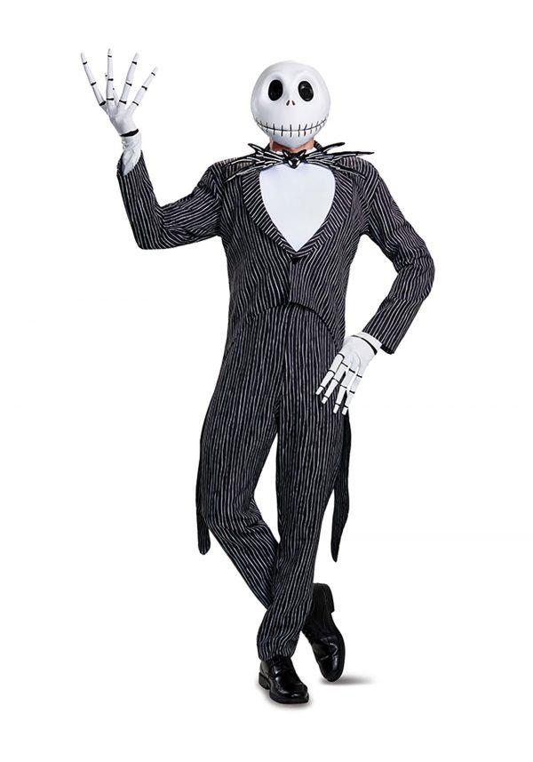 Jack Skellington Prestige Men's Costume