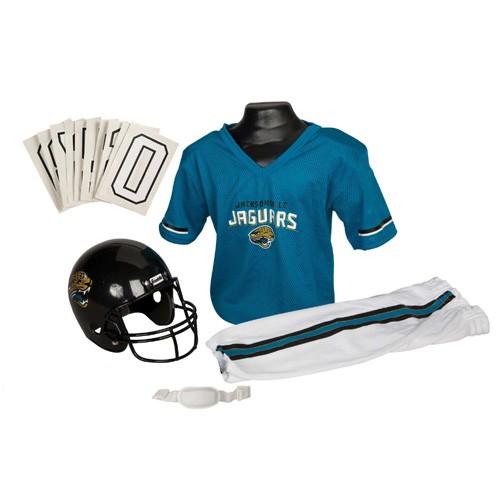 Jacksonville Jaguars Youth Uniform Set
