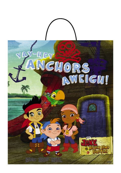 Jake and the Neverland Pirates Essential Treat Bag