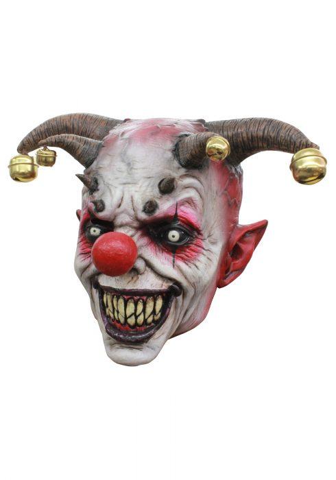 Jingle Jangle Clown Mask