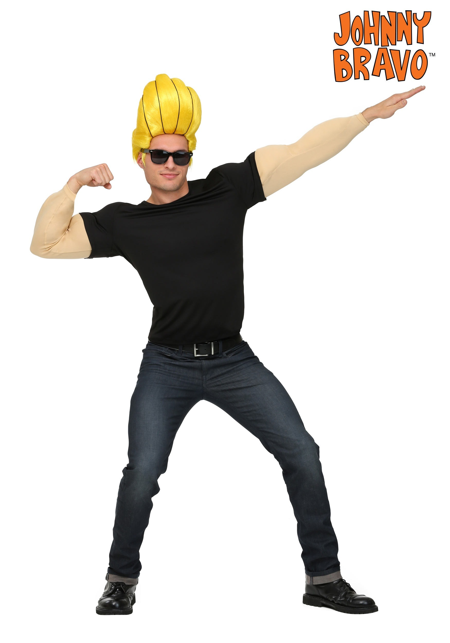 Johnny Bravo Costumes