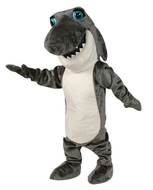 Johnny Jaws Shark Costume