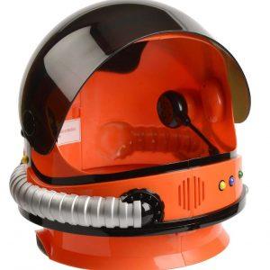 Jr Astronaut Helmet - Orange