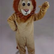 Junior Lion Mascot Costume