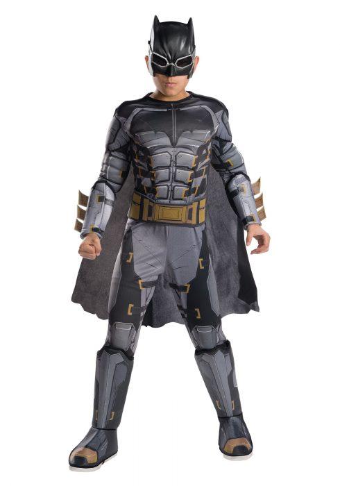 Justice League Deluxe Tactical Batman Boys Costume
