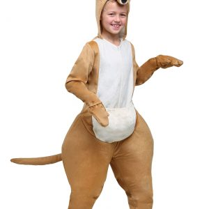 Kangaroo Kids Costume