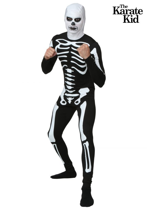 Karate Kid Skeleton Suit