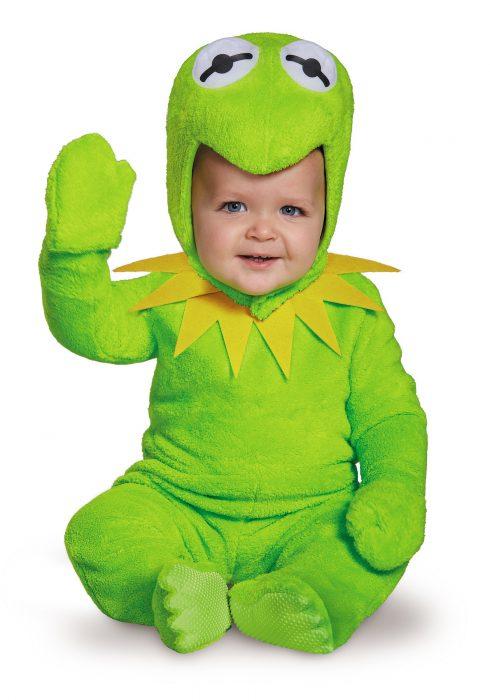 Kermit The Frog Infant Costume
