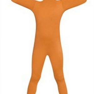 Kids 2nd Skin Costume - Orange