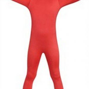 Kids 2nd Skin Costume - Red