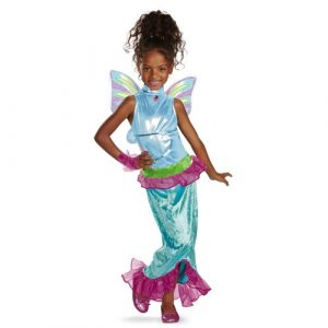 Kids Aisha Winx Costume