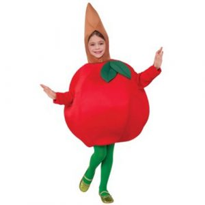 Kids Apple Costume