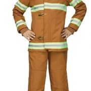 Kids Authentic Firefighter Costume