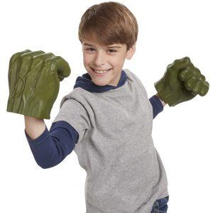 Kids Avengers Hulk Gamma Fists
