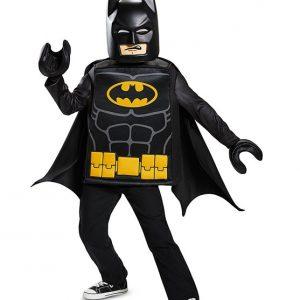 Kids Batman Lego Movie Costume