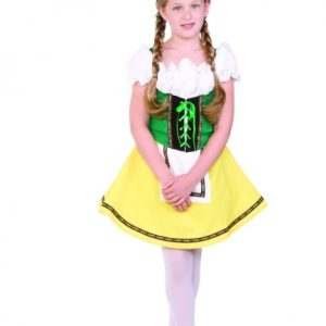 Kids Bavarian Girl Costume