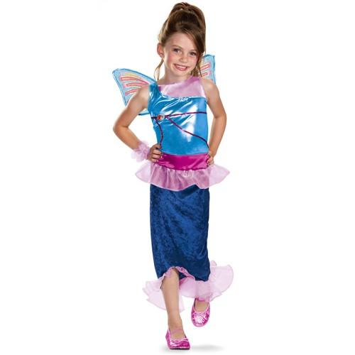 Kids Bloom Winx Costume