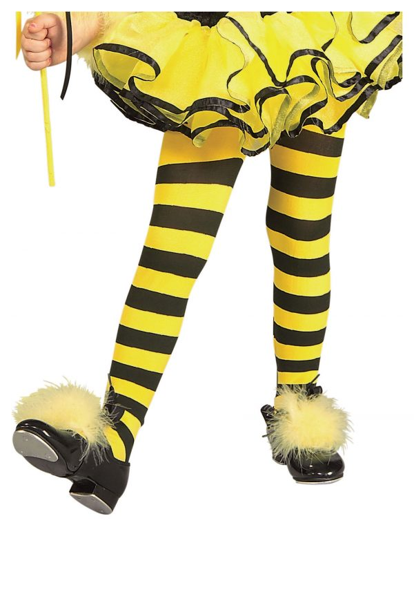 Kids Bumblebee Tights