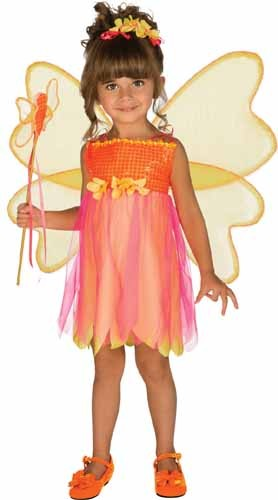 Kids Buttercup Butterfly Costume