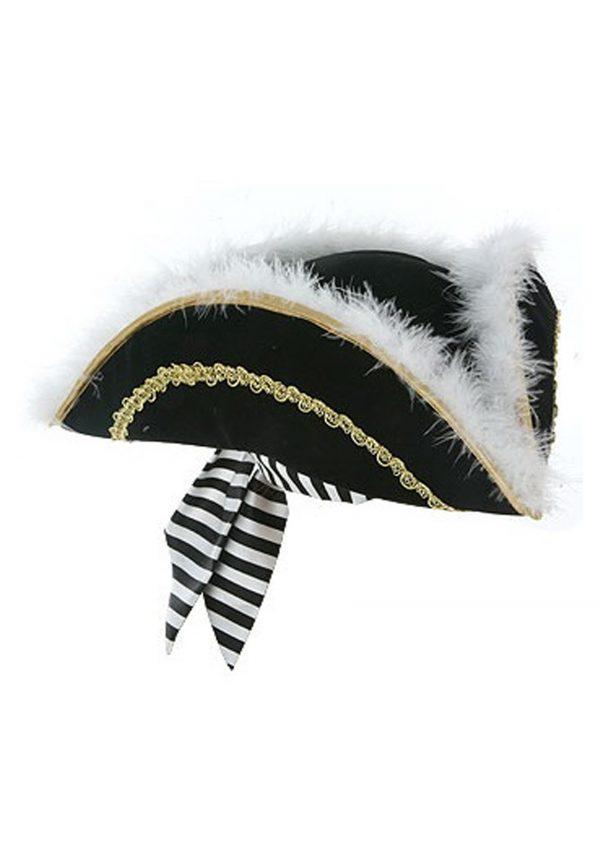 Kids Captain Meyer Pirate Hat