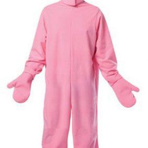 Kids Christmas Pink Bunny Costume 7-10
