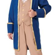 Kids Deluxe George Washington Costume
